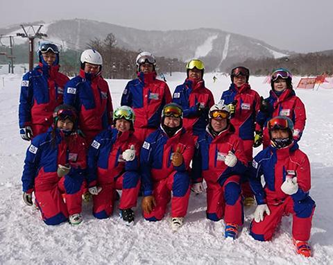 白石スキー学校について